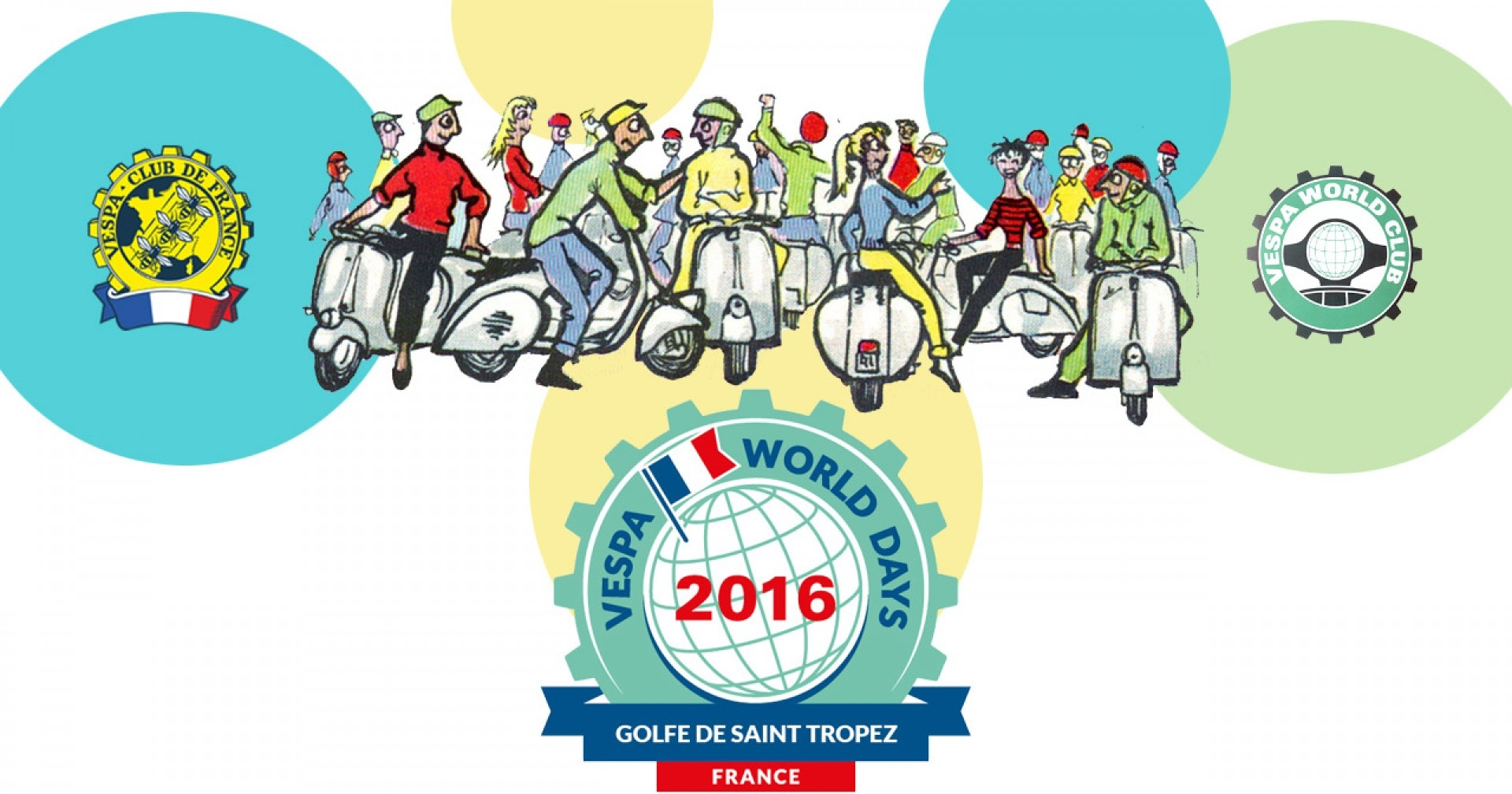 Vespa World Days 2016